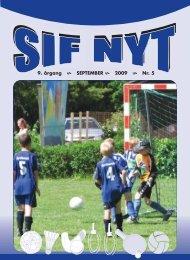 9. årgang SEPTEMBER 2009 Nr. 5
