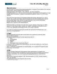 Blankethåndbogen - Kapitel 1, Generelt om ... - Danske Bank