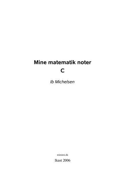 Geometri - Matematik