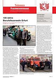 Mitgliederinfo 06/2010 - Thüringer Feuerwehrverband e.V.