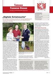 Mitgliederinformation Juli und August 2011 - Thüringer ...
