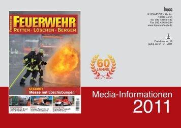 Huss - Feuerwehr
