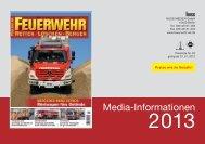 Media-Informationen - Feuerwehr