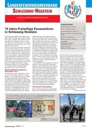 landesfeuerwehrverband schleswig-holstein - Dev by Dev - Feuerwehr