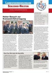 landesfeuerwehrverband schleswig-holstein - Feuerwehr - Retten ...