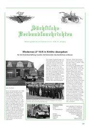 Sächsische Verbandsnachrichten - Dev by Dev