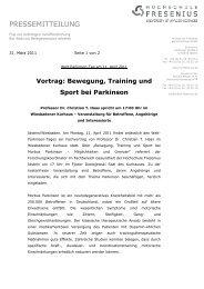 Hinweis zum Vortrag Prof. Haas - Bundesarbeitsgemeinschaft für ...