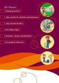 Schulranzen Ratgeber - Bundesarbeitsgemeinschaft für Haltungs - Seite 3