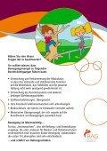 Schulranzen Ratgeber - Bundesarbeitsgemeinschaft für Haltungs - Seite 5