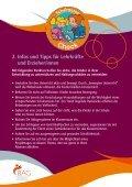 Schulranzen Ratgeber - Bundesarbeitsgemeinschaft für Haltungs - Seite 6