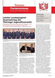 Mitgliederinfo 04/2010 - Thüringer Feuerwehrverband e.V.