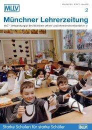 MLZ-Ausgabe Nr. 2 - MLLV - BLLV