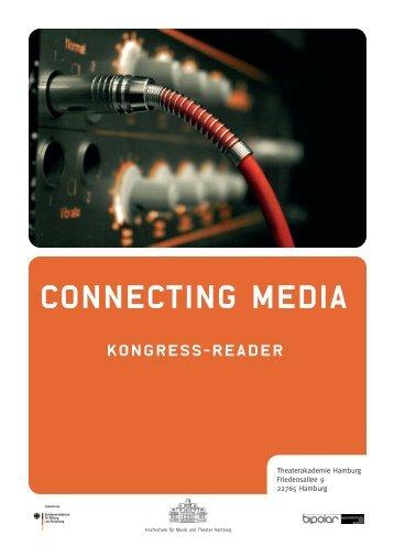 Connecting Media - Hochschule für Musik und Theater Hamburg