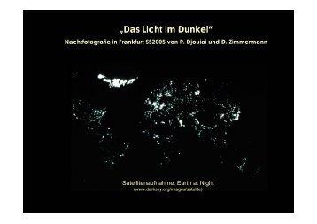 """""""Das Licht im Dunkel"""""""