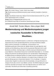 heft_maurer_weiß_medienkompetenz aussiedler