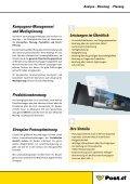 Leistungsspektrum - Österreichische Post AG - Seite 7