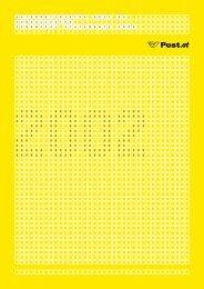 Annual Report 2002 - Österreichische Post AG
