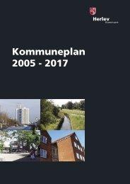 Kommuneplan 2005 - 2017