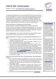 Fakta om investeringer - Forsikring & Pension