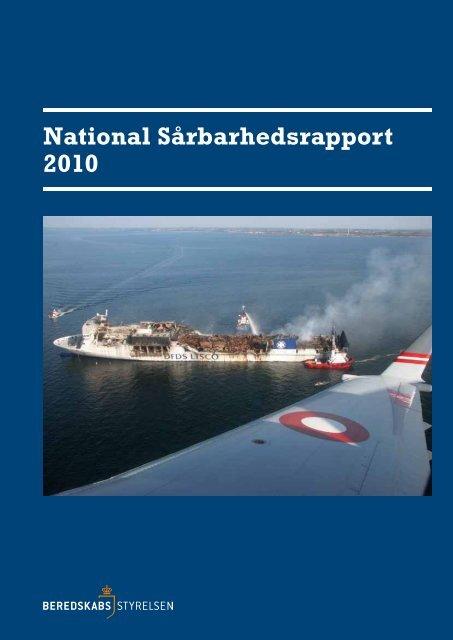 National Sårbarhedsrapport 2010.pdf - Beredskabsstyrelsen