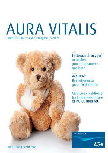 Aura Vitalis 2009/2 - Linde Healthcare
