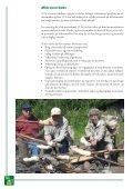 Se rapport med eksempler på naturvejledernes mange ... - Friluftsrådet - Page 4