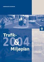 Trafik- Miljøplan - EUKN