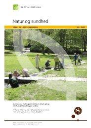 Natur og sundhed - Videntjenesten - Københavns Universitet