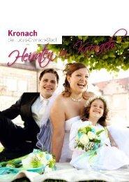 Heiraten in Kronach - Inixmedia.de