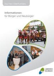 Der Landkreis Kulmbach - Inixmedia.de
