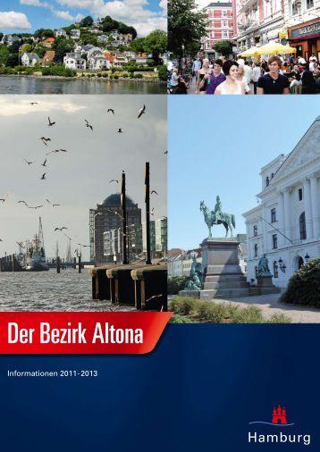 Der Bezirk Altona - Hamburg