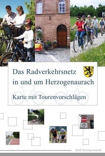 Das Radverkehrsnetz in und um Herzogenaurach - Stadt ...