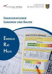 Energieratgeber Sanieren und Bauen Energie Rat Hilfe - Inixmedia.de