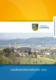 Der Landkreis Lichtenfels - Inixmedia.de