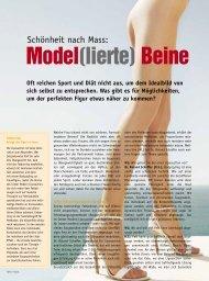 Model(lierte) Beine - Center Modern Liposuction
