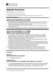 Decision. , item 44. PDF 104 KB - London Borough of Barking and ...