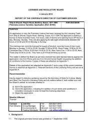 Ship & Shovel, Ripple Road, Barking PDF 30 KB - Meetings ...