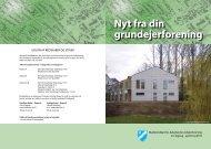 Åbyhøj Grundejerforening medlemsblad april/maj 2012