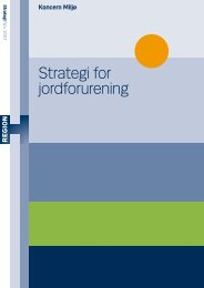Strategi for jordforurening - Region Hovedstaden