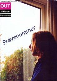 Prøvenummer 2002 - Outsideren