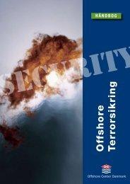 Offshore Terrorsikring Håndbog - Offshore Center Danmark