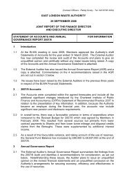 Statement of Accounts and Annual Governance Report 2007/08 ...