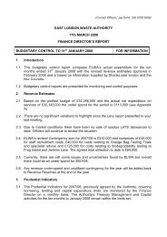 Budgetary Control Report to 31 January 2008 PDF