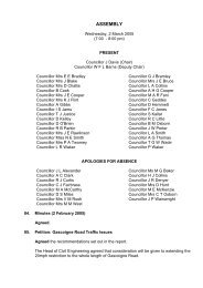Minutes (2 March 2005) PDF 22 KB - Meetings, agendas, and ...