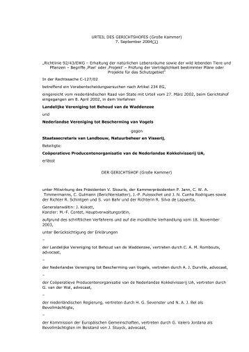 Urteilstext zum Download - Moeller-Meinecke.de