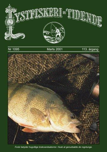 Nr 1095 Marts 2001 113. årgang - Lystfiskeriforeningen