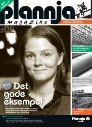 Plannja Magazine #2 2007 (7094 kB)