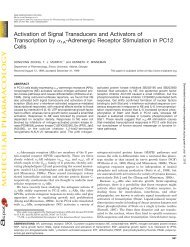 Activation of Signal Transducers and Activators of Transcription by ...
