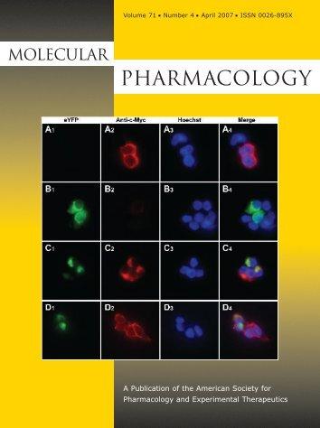 Front Matter (PDF) - Molecular Pharmacology