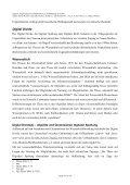Digitale Ungleichheit - momentum kongress - Seite 4